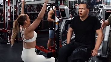 Jennifer Lopez - trening