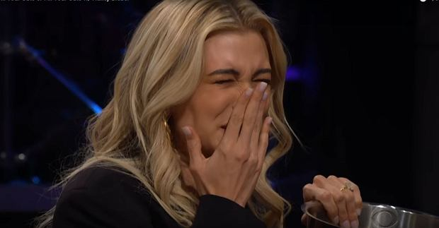Zdjęcie numer 3 w galerii - Hailey Bieber dostała pytanie o Justina. Zamiast odpowiedzieć, wolała zrobić coś naprawdę obrzydliwego