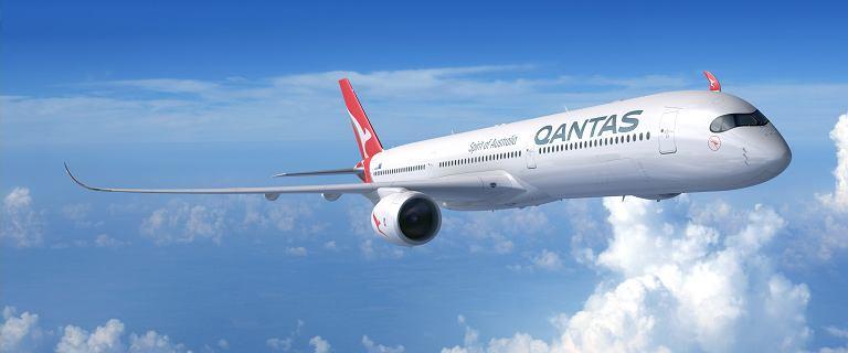 Qantas wybrał samolot do realizacji najdłuższych lotów świata