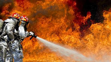 Pożar - zdjęcie ilustracyjne