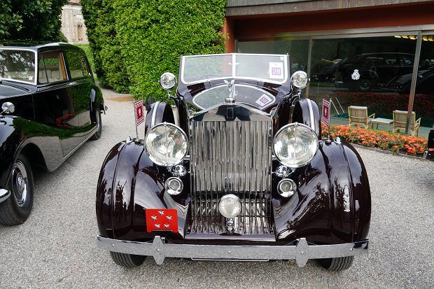 Odrestaurowany Rolls-Royce gen. Władysława Sikorskiego