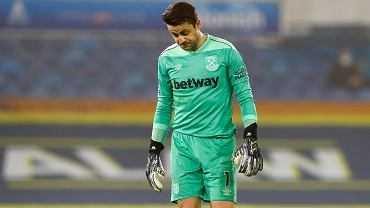 Trener West Hamu zdradził szczegóły kontuzji Fabiańskiego. Nie wiadomo, jak długa przerwa go czeka