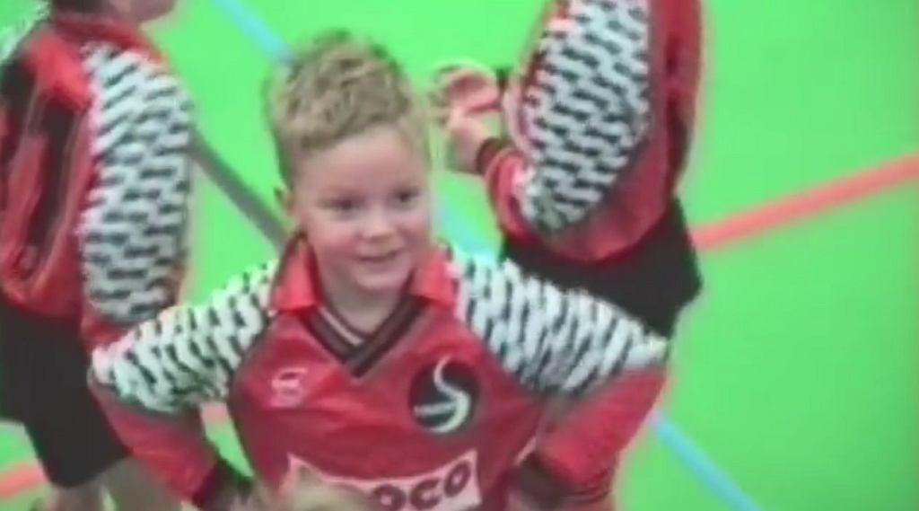 Mały Kolbeinn Sigthórsson