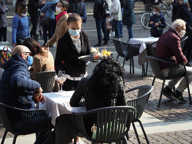 Maja najswobodniej się czuła w Lombardii we Włoszech, nikt nie karcił jej za nienoszenie maseczki (fot: Shutterstock.com)