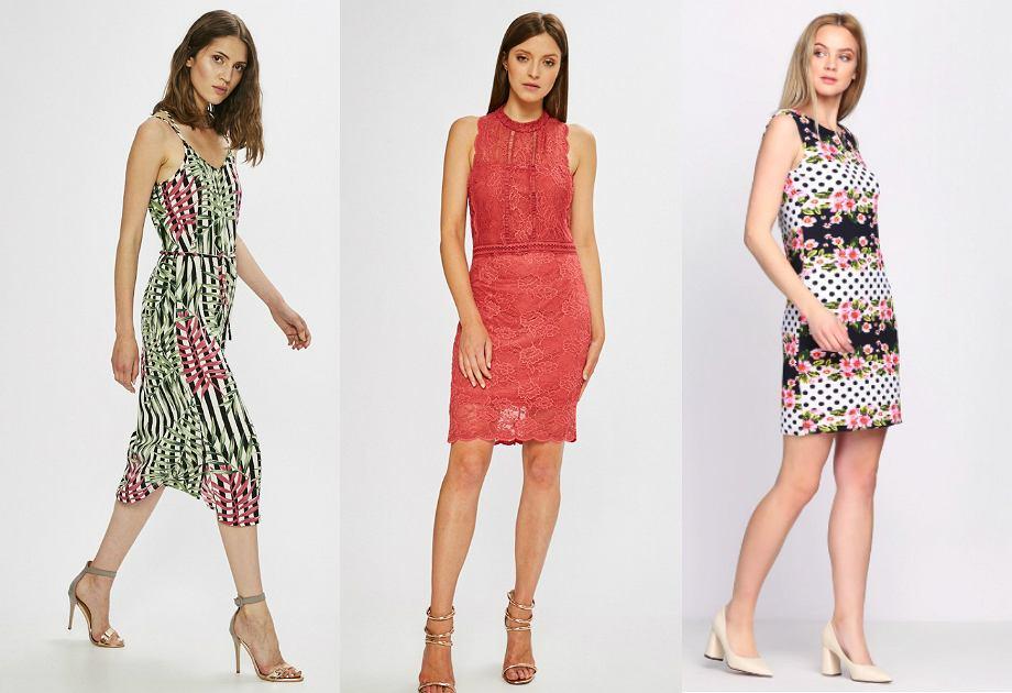 8cee36752c44c9 Dopasowana sukienka - czerwona, koronkowa, a może długa? Wiemy ...