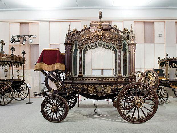Muzeum Pojazdów Pogrzebowych w Barcelonie