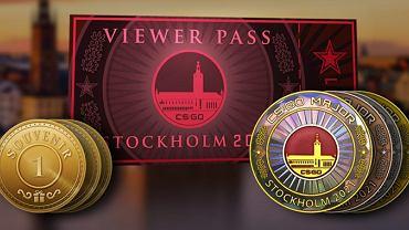 Przepustka widza na PGL Major Stockholm 2021.