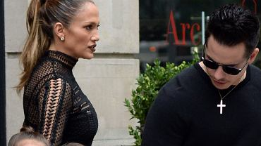 Jennifer Lopez i Casper Smart