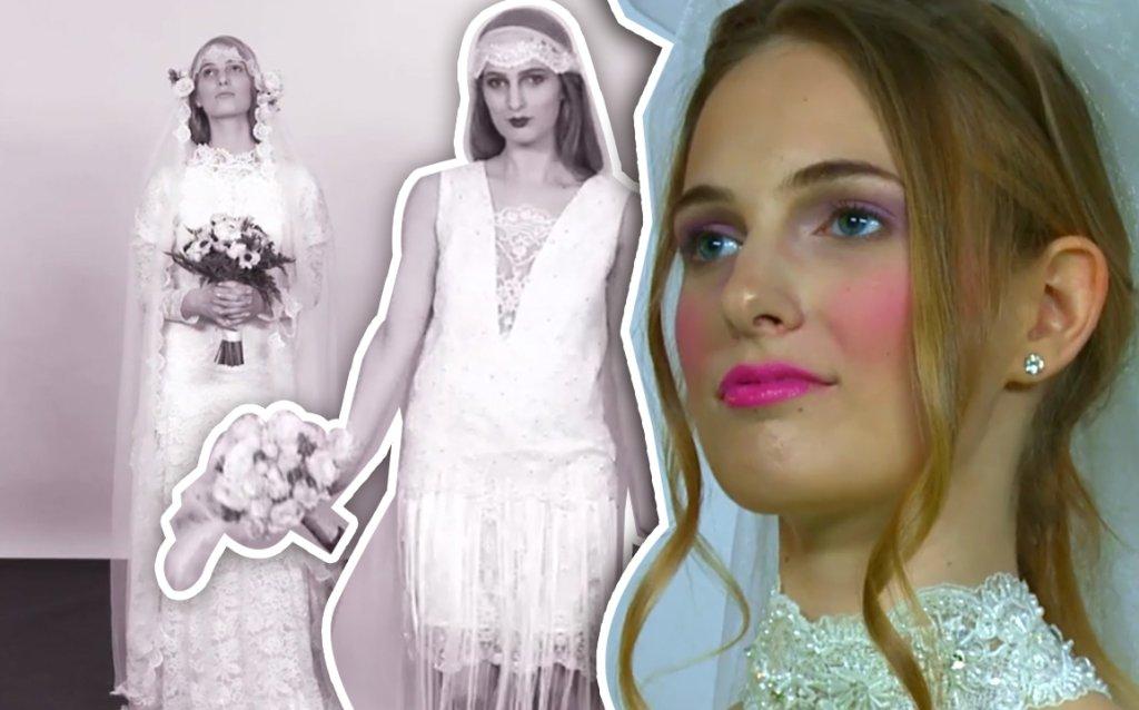 Jak zmieniała się polska moda ślubna?