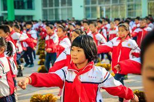 """Szkoły w Chinach. """"Dzieci nie mogą mieć wolnego czasu, bo to nie jest edukacyjne"""""""