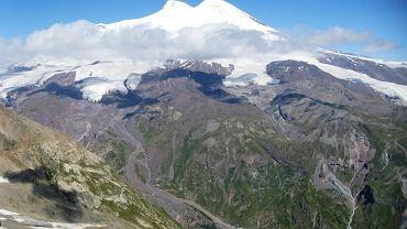 Elbrus - najwyższy szczyt Kaukazu (zdjęcie ilustracyjne)