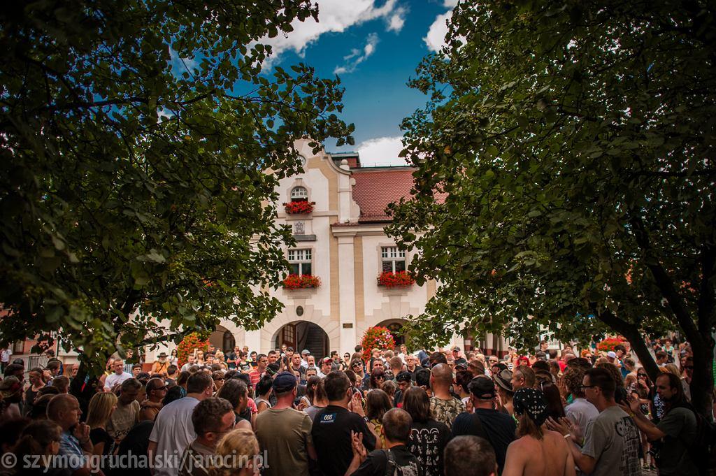 Jarocin Festiwal 2013 / SZYMON GRUCHALSKI