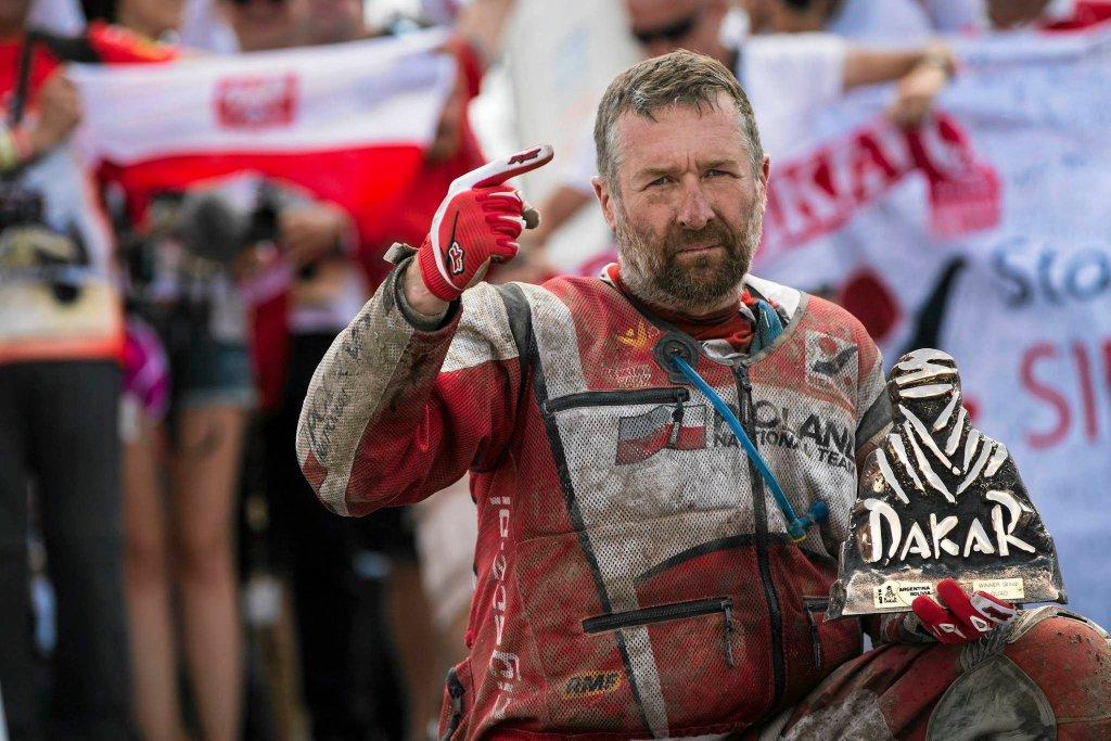 Rafał Sonik wygrał Rajd Dakar 2015 w kategorii quadów