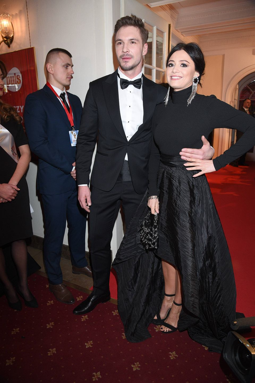 Telekamery 2020. Adriana Kalska i Mikołaj Roznerski nie