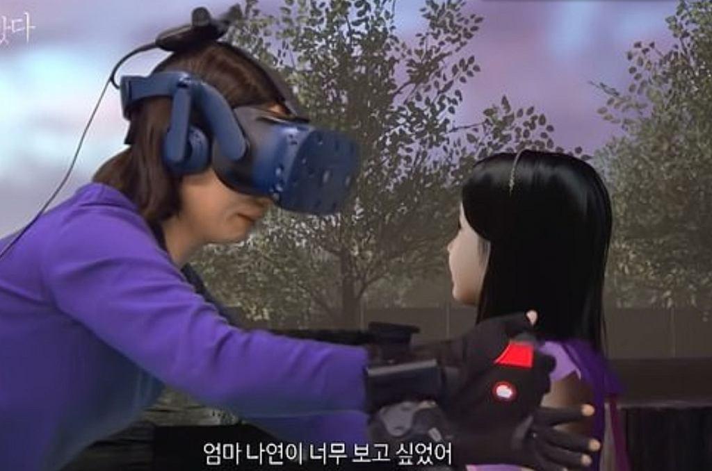 Mama spotkała córkę trzy lata po jej śmierci. 'Nie czuję już bólu'. Wszystko pokazano w koreańskiej TV