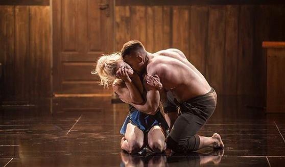 'Dance dance dance'. Kasia Dziurska ponownie zatańczy układ, w którym spadła na twarz