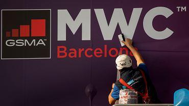 MWC 2020 w Barcelonie (zdjęcie ilustracyjne)