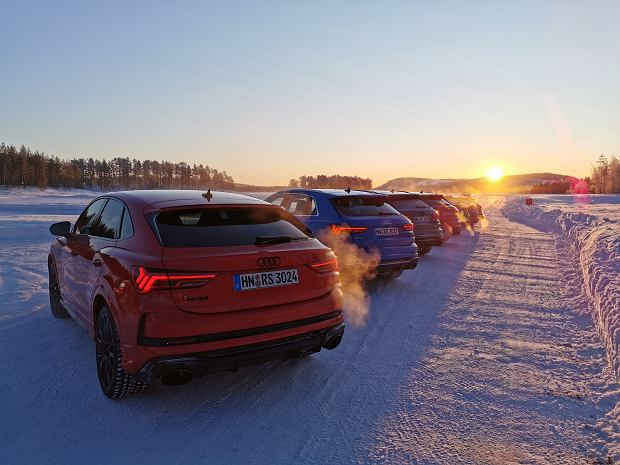 Audi RS Q3 i RS Q3 Sportback