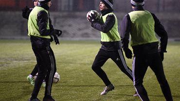 Po serii mocnych treningów, Radomiak w sobotę zagra mecz kontrolny