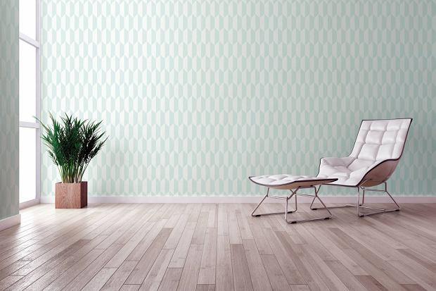 Tapeta winylowa - prosty sposób na intrygującą ścianę