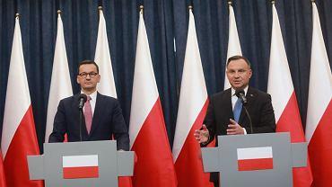 Oświadczenie prezydenta Andrzeja Dudy w sprawie dotacji dla Telewizji Polskiej i Polskiego Radia
