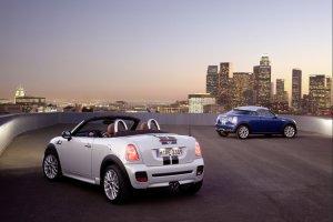 Mini Coupe i Mini Roadster