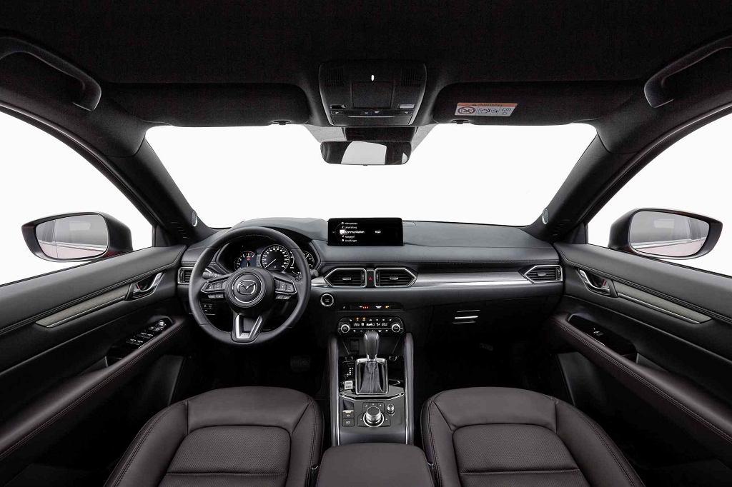 Mazda CX-5 po faceliftingu, 2.9 194 KM