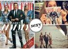 """Alessandra Ambrosio i Doutzen Kroes w towarzystwie słynnego komika na okładce """"Vanity Fair""""! Z kim pozują modelki?"""