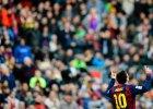Primera Division. Hat trick Messiego. Barcelona gromi Levante