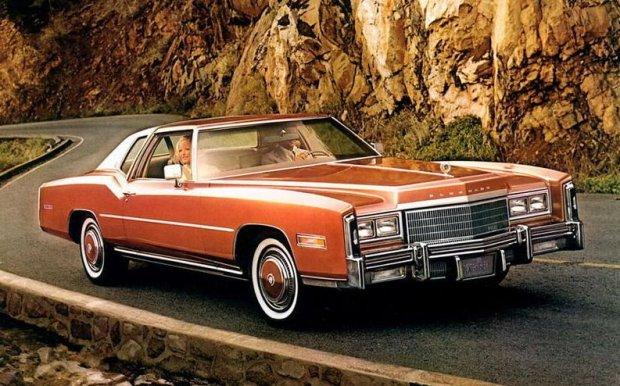 Cadillac Eldorado z 1977
