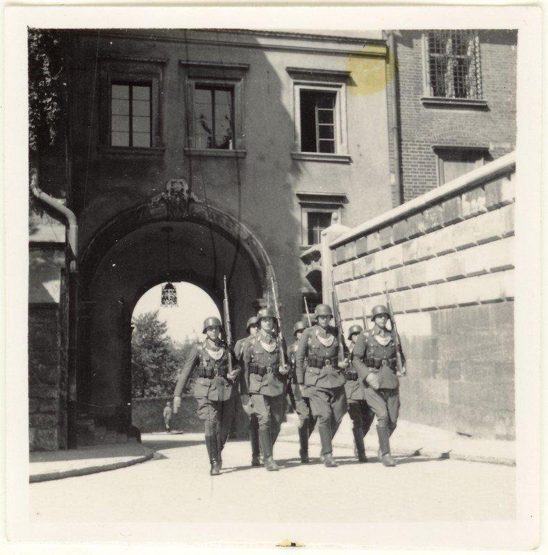 Wawel okupowany
