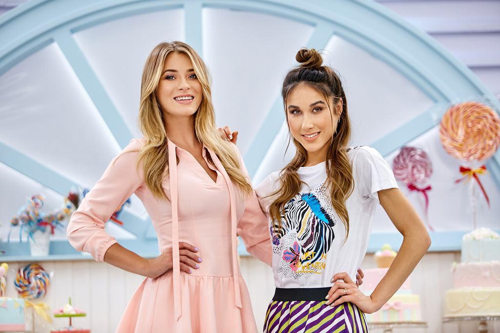 Marcelina Zawadzka i Ida Nowakowska poprowadzą program 'Bake Off Junior'