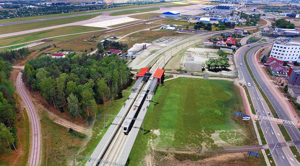 Przy okazji planowanej w latach 2021-2023 elektryfikacji linii PKM powstanie także nowy, dodatkowy przystanek PKM Gdańsk Firoga.