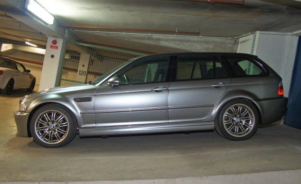 BMW E46 M3 Touring