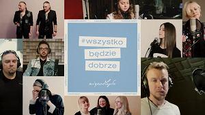 """Projekt powstał z inicjatywy Biura Programu """"Niepodległa"""". Do udziału w nim zostali zaproszaeni znani polscy artyści."""