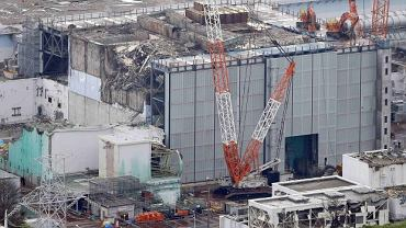 Reaktor nr 3 w elektrowni Fukushima