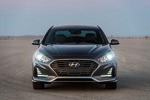 Hyundai Sonata   Gotowy na podbój Ameryki