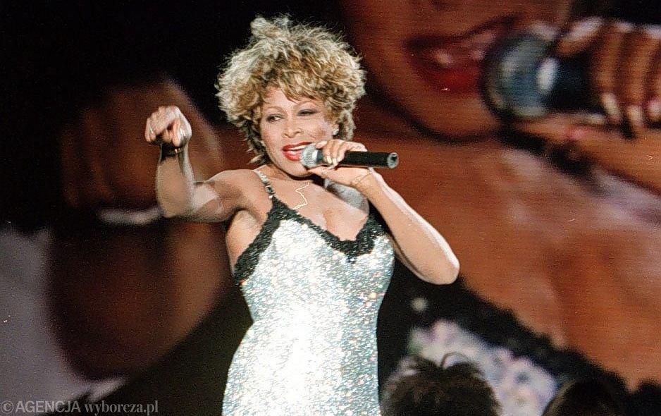 Tina Turner kończy karierę. Już wkrótce pożegna się z fanami