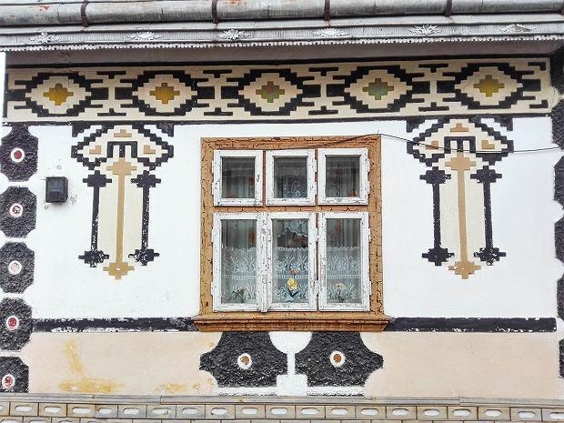 Malowany dom.