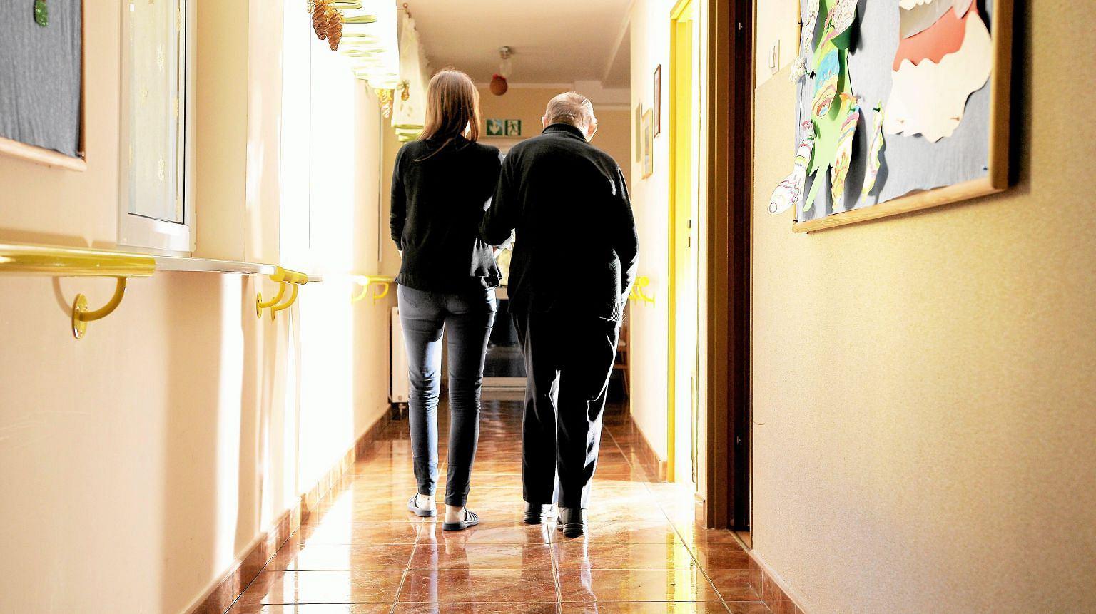 Dom dla chorych na Alzheimera w Olsztynie