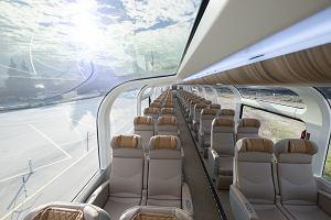 W Kanadzie pojawiły się szklane pociągi. Specjalna kopuła zapewnia niezapomniane przeżycia