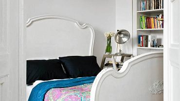 Oto kilka propozycji dla tych, którzy szukają oryginalnego mebla, niekoniecznie w sklepie z łóżkami. <BR /> SYPIALNIA. Stare, wiekowe łoże znalezione na targu staroci i pieczołocie odnowione.