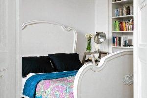 Sypialnia: łóżko niebanalne