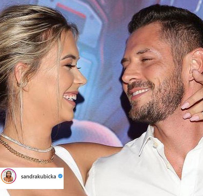Sandra Kubicka i jej partner przełożyli ślub
