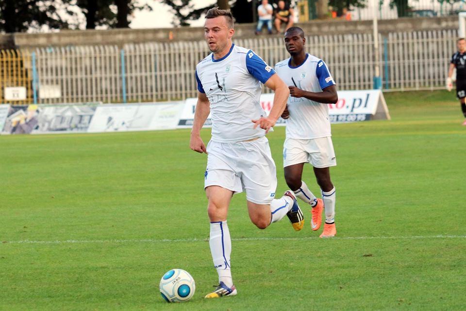 Lubuska czwarta liga: Stilon Gorzów - Czarni Browar Witnica 4:0 (2:0)