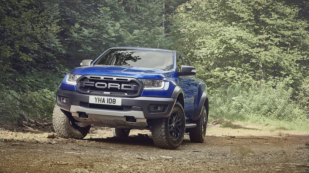 Ford Ranger Raport