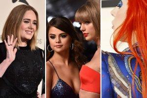 Za nami najważniejsza muzyczna impreza roku - Grammy 2016! Nagrody corocznie przyznawane sąprzez Narodową Akademię Sztuki i Techniki Rejestracji za osiągnięcia w muzyce. Albumem roku okrzyknięto 1989 Taylor Swift, Piosenką roku został przebój Thinking Out Loud Eda Sheerana. Statuetka za Teledysk roku również trafiła na ręce Swift, której mimo oczekiwań kolorowej prasy nie towarzyszył chłopak Calvin Harris, lecz przyjaciółka. Selena Gomez, która wystąpiła w nagrodzonym klipie Swift na czerwonym dywanie minęła się ze swoim byłym, Justinem Bieberem (dramaty, dramaty, dramaty...). Zaskoczeniem natomiast był brak jakiejkolwiek statuetki na obstawianą przez wszystkich Adele. Zobaczcie, kto jeszcze pojawił się na czerwonym dywanie.