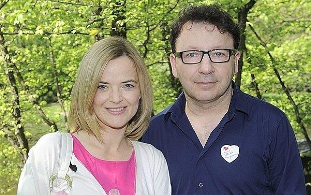 Monika Richardson i Zbigniew Zamachowski