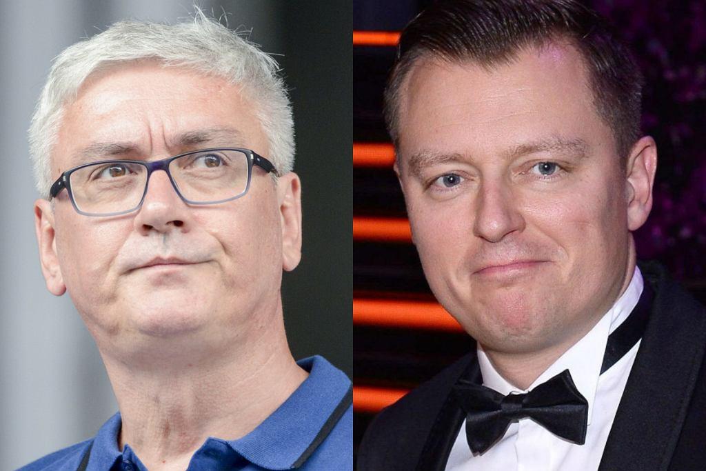 Artur Orzech i Rafał Brzozowski