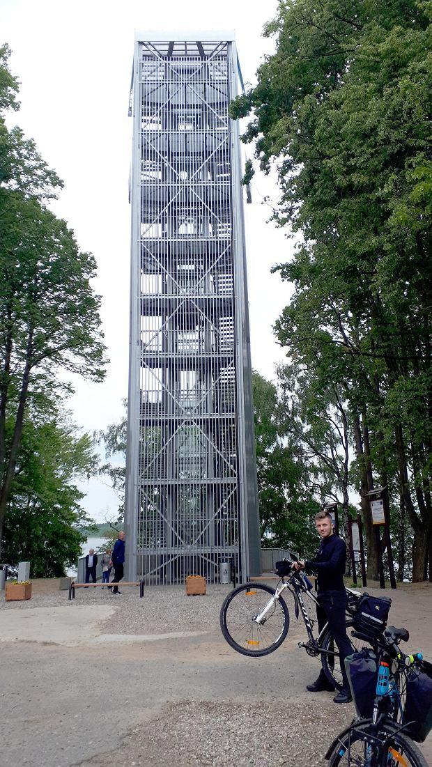 30-metrowej wysokości wieża widokowa w Ińsku